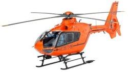 Хеликоптер - Eurocopter EC135 LUFTRETTUNG - Сглобяем авиомодел -
