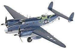 Военен самолет - Lockheed PV-1 Ventura - Сглобяем авиомодел -