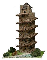 Hercules lighthouse - Сглобяем модел от тухлички - макет