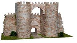 Alcazar's gate - Сглобяем модел от тухлички - макет