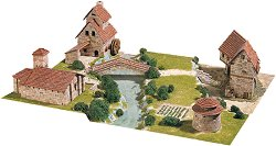 Rural Diorama - Сглобяем модел от тухлички - продукт