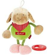 Овчица - Музикална плюшена играчка за бебе - играчка