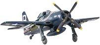 Военен самолет - F-8F Bearcat - Сглобяем авиомодел -