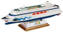 Круизен кораб - Aida - Сглобяем модел -