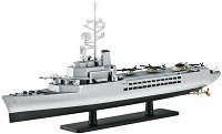 Десантно-вертолетен кораб - Jeanne d'Arc (R97) - Сглобяем модел -