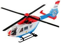 Хеликоптер - EC 135 Polizei - Сглобяем авиомодел -