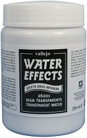 Акрилен гел - Water effects - Воден ефект за модели и макети -