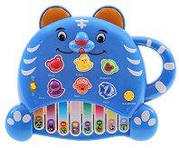 Йоника - Котка - Образователна музикална играчка - играчка