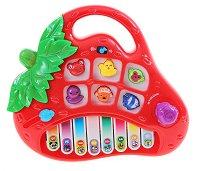 Йоника - Ягодка - Образователна музикална играчка - играчка