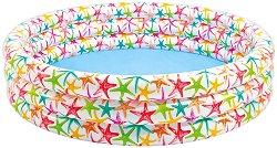 Детски надуваем басейн - Морски звезди - играчка