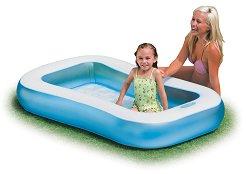 Правоъгълен детски басейн - играчка