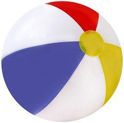 Надуваема топка - ∅ 51 cm - Детска играчка - количка