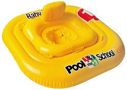 """Бебешки пояс - седалка - Надуваема играчка от серията """"Pool School"""" - несесер"""