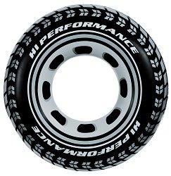 Пояс - Автомобилна гума - Надуваема играчка - играчка