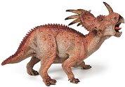 """Динозавър - Стиракозавър - Фигура от серията """"Динозаври и праистория"""" - фигура"""