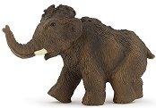 """Млад мамут - Фигура от серията """"Динозаври и праистория"""" -"""