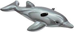 Делфин - Надуваема играчка с дръжки - детски аксесоар