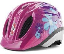 Детска каска PH1 - Цветя - Аксесоар за велосипедисти - продукт