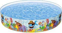 Детски басейн - Морски обитатели -