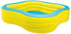 Надуваем басейн - Family - басейн