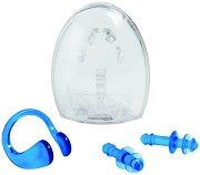 Тапи за уши и щипка за нос - Комплект аксесоари за плуване - детски аксесоар
