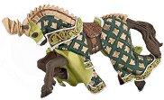 Конят на рицаря на дракона - Фигура от серията Рицари - играчка