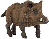 Диво прасе - Фигура от серията Животните в гората - фигура