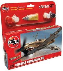 Изтребител-бомбардировач - Curtiss Tomahawk IIB -