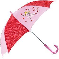 Детски чадър - Pinky Queeny -