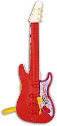 Рок китара - Детски музикален инструмент - играчка
