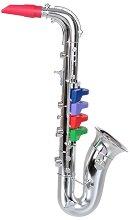 Саксофон с 4 клавиша - Детски музикален инструмент -