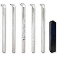 Комплект от мини стругарски ножове -