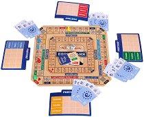 Европолия - Класик - Семейна бизнес игра -