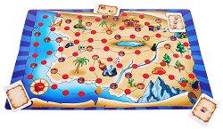 Островът на съкровищата - Занимателна игра -