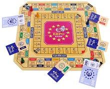 Европолия за момичета - Бизнес игра -