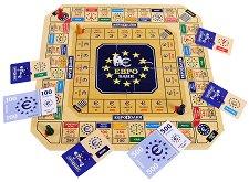Европолия за момчета - Бизнес игра -