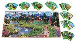 Животните в България - Образователна игра -