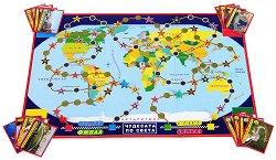 Чудесата по света - Образователна семейна игра -