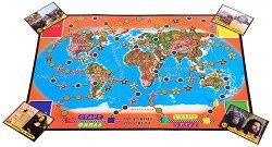 Загадките по света - Образователна семейна игра -