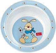 Детска меламинова купичка - Зайчето Semmel Bunny -