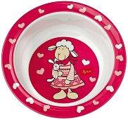 Меламинова купичка за хранене - Шнуги - играчка