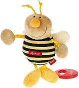 Пчеличка - Музикална плюшена играчка за бебе -