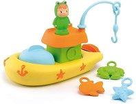 Рибарската лодка на Котунс - Детска играчка -