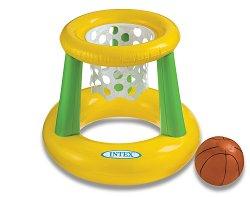 Баскетболен кош - Надуваема играчка -