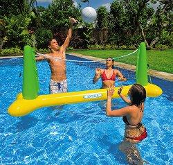 Комплект за воден волейбол - Надуваема играчка - играчка