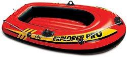 Надуваема лодка - Explorer Pro 100 -
