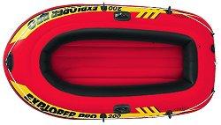 Надуваема лодка - Explorer Pro 200 -