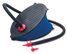 Крачна помпа за надуване и изпускане - Intex: Bellow Foot - играчка