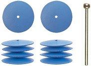 Комплект от мини силиконови дискове за полиране - Инструменти за моделизъм - продукт