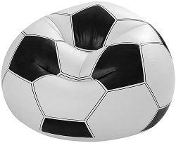 Кресло - Футболна топка - Надуваема играчка - играчка